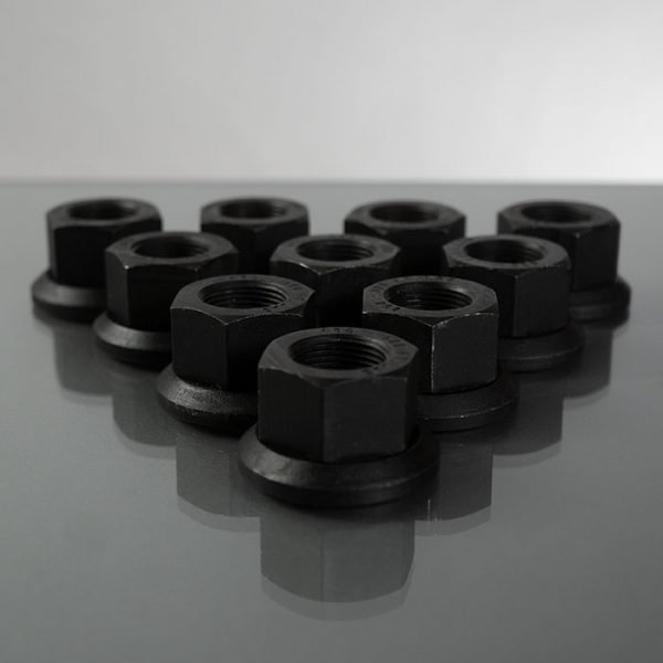 (10) 33mm Lug Nut 22x1.5 Pitch