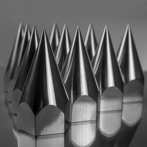 33mm Hex Spikes (10)